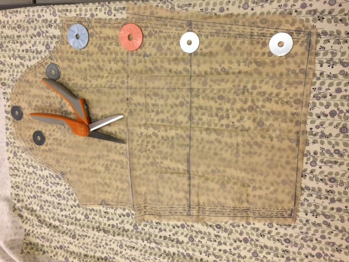 A Sewing Weekend inToccoa