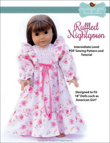 MyAngieGirl-Ruffled-Nightgown-Cover