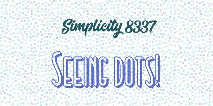 Simplicity 8337 – PolkaDots
